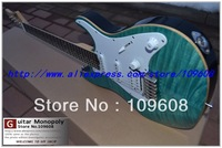 2013 new arrival Custom Blue tiger stripes suhr High Quality wilkinson's tremolo Electric Guitar free shipping
