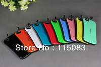 New Korea Style iFace Candy Color Silicon Protection Back Cover Case For iPhone 5 5G, Free DHL, Wholesale 200pcs/Lot iFace Case