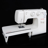 Electric household mini manual old fashioned sewing machine small desktop belt overcastting thick foot 560 sewing machine