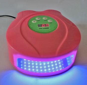Nail art led phototherapy lamp qq nail polish glue light therapy machine led lighting uv lamp belt