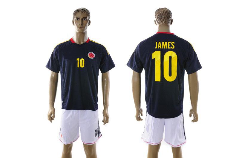 Colombia Jersey|Colombia Jersey Home|Colombia Jersey Away
