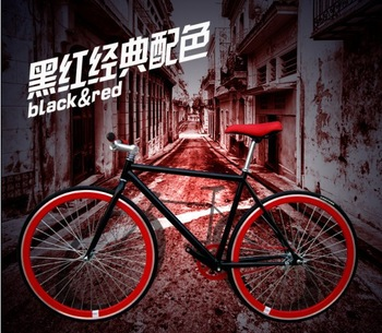 700C Single Gear Fixed Gear Road Bike Bicycle&DIY