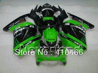 Fashion green black  Fairing for KAWASAKI  Ninja ZXR250 08-11  ZXR250 2008-2011 EX250 ZXR250 08 09 10 11 2008 2009  2010 2011