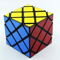 Eight Shaft Magic Puzzle Cube SKEWB Children Educational Toys intelligence Fancy Brain Teaser Puzzle