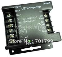 LED color temperature adjustable power amplifier,6A*2Channel output