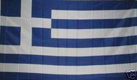 Greece Greek National Flag full size 150x90cm, 5x3ft
