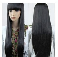 new women's long full curly/wavy hair wig fashion 2013