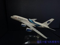 Free Shipping 16cm 1:400 Metal Airplane Plane Model Malaysia A380 Airlines Aircraft Model Diecasts Toy Vehicles Collection