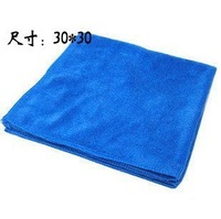 HOT SALE ! 30x30CM Microfiber Towel Car Cleaning Wash Clean Cloth Free Shipping