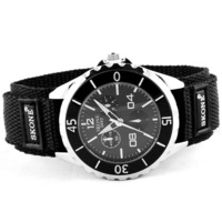 Time and space skone waterproof sports table pointer luminous function watch child table student table