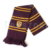 Harry Potter Gryffindor Wool Knit Thicken Neck Scarf Wrap Soft & Warm Costume