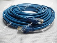 New 1.5M 5ft CAT5E CAT5 RJ45 Ethernet Internet Network Patch Lan Cable Cord Blue