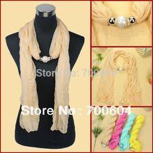 wholesale charm scarf