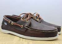 2013 NEW fanshion brand man shoes casual leather boat shoes brand sneakers for men