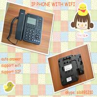 WIFI SIP IP PHONE,FREE SHIPPING