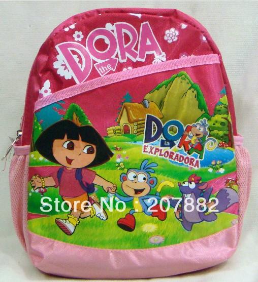 Mode 2013 dora l'exploratrice sac d'école sac à dos sac d'école des ...