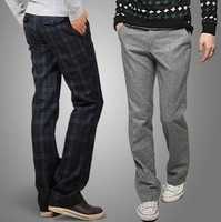 2013 new casual fashion party pants Korean Straight 100% cotton Trousers