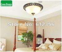 Wholesale Promotion &Free Shipping for 2013 Modern Foyer Lighting antique bronze bathroom/kidsroom light.3069.