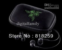 high qualigy NEW Razer Moray M100 hifi Stereo Gameing in ear handphone Earphones headset handfree