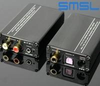SMSL SD-192 192K/24BIT DAC CS8416+CS4344 Optic/Coaxial INPUT