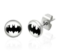 Circle Stud Earrings Body jewelry ESTEBN368326