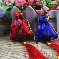 Dragon boat festival sachet silk sachet jiqingyouyu sachems jasmine flavor