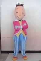 Free Shipping Adult Size New Fashion Man Boy Cartoon Cosplay Mascot Costume Christmas Hallowmas Party Dress