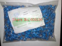 Free shipping for  221/1KV 220PF 221J  1000V 1000pcs/lot High voltage ceramic disc capacitor