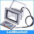 LED RGB 10W Waterproof Outdoor Garden Landscape Yard Floodlight DC 12V