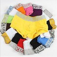 High Quality Men's Boxers Briefs Cotton Underwear Model Underware fashion and sexy man briefs