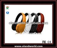 2013 New Foldable bluetooth Wireless Headphone/ headset , Foldable bluetooth Headphone