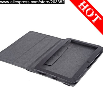 "7"" Flip Leather Stand Case Cover Protective Skin for Q88 Allwinner A13 Tablet pc MID New"