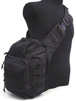 Multi Purpose Molle Utility Gear Tool Shoulder Bag BK
