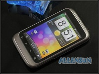 "Free shipping Original Unlocked G13 Wildfire S A510e GPS Wi-Fi 5.0MP 3.2""TouchScreen 3G Android Phone"
