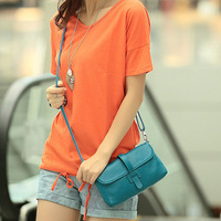 2013 New tote genuine leather fashion designer shoulder bags ,Day clutch small purse bag for women