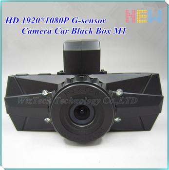 "2013 The Newest Car Camera M1 Video Recorder with FULL HD 1920*1080P G-sensor 1.5"" LCD Motion Detect HDMI VS F900 Car DVR"
