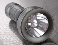 CREE XML XM-L T6 LED 1800Lm Diving Flashlight Torch Waterproof 26650 free shipping