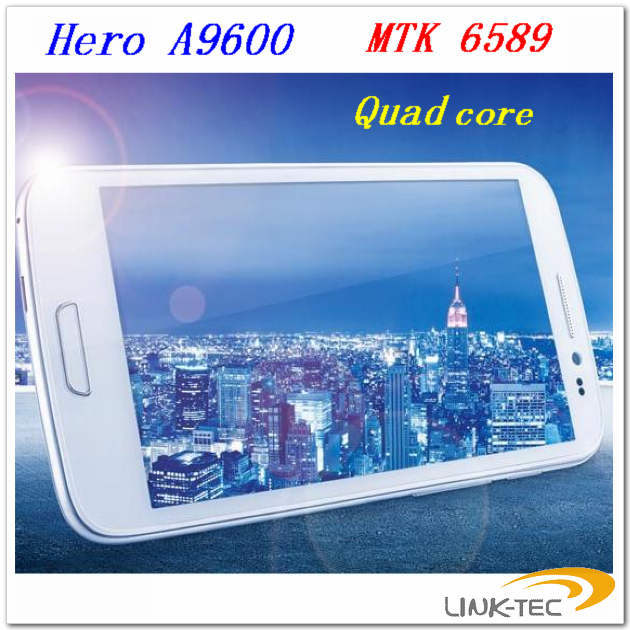 "Caesar A9600 ZP900H Quad core 1.2GHZ MTK6589 Android 4.1 5.3"" IPS 8MP High camera 1GB RAM 4GB ROM Freeshipping(China (Mainland))"
