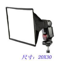 20x30 lambed box flash softbox flash diffusers measurement : 20 30cm