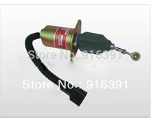Shut down solenoid stop engine solenoid C3977620