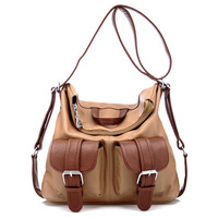 2013 casual fashion multifunctional backpack, student bag, women's handbag, travel bag, 0964 ,free shipping