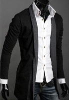 2014 New Fashion Long Sleeve Spring Men Cardigans/Brand Men Sweaters Coats/Casual Men Clothing