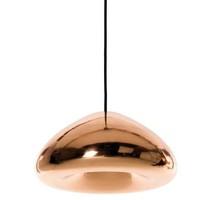 Tom Dixon Void Copper Brass Bowl Mirror Glass Bar Art Modern E27 LED Pendant Lamp Hanging Wire Lighting chandelier Lights