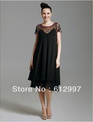 Free shipping 2013 top quality short organza party sexy Mini cocktial and party dresses 0014(China (Mainland))