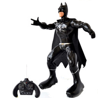 Action figure model remote control robot music oversized remote control