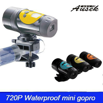 freeshipping  720P motorcycle camera action sport camera Waterproof  2013
