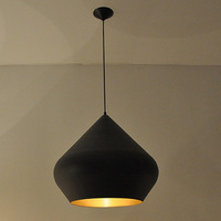 1pcs British Tom Dixon beat contracted instrument droplight Pendant Lights