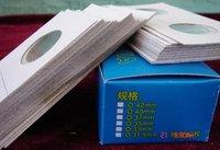 paper clip carboard for coin album/coin collection book /cion stock book/coin holder 50pcs/box