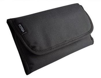 Free shipping + tracking number   Fotga Lens Filter Wallet Case 6 pockets For 25mm - 82mm