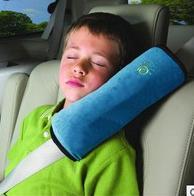 2013 new fashion children safety pillow quard car seat belt set baby car sleeping pillow guard freeshipping 1piece